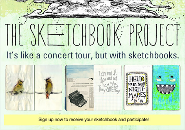 thesketchbookproject